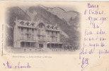 38 - Bourg-d'Oisans - Le Grand Hôtel (précurseur) - Bourg-d'Oisans