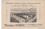 STE COLOMBE LES VIENNE 69 USINE BOUGIES LUISET MIEL APICULTURE - Francia