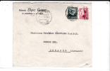 ESPAGNE - 1932 - ENVELOPPE COMMERCIALE De IRUN Pour COSWIG (GERMANY) - 1931-Aujourd'hui: II. République - ....Juan Carlos I