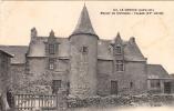 44 - Manoir De Kervaudu - Le Croisic - Loire-Infèrieure - N°101 - édit, Chapeau - TB ( Voir Scan ) - Le Croisic
