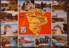 CARTE GEO.DEPARTEMENT DES YVELINES (78).CIRCULE 1979. - Cartes Géographiques