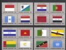 Estados Unidos ( Naciones Unidas )  -  1989  -  Yvert - 547 / 62 ( 16 Sellos ) ( ** ) - New York -  VN Hauptquartier