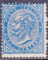 ITALIA - 1877 - SASSONE N°27 (*) NEUF SANS GOMME - COTE 2003 = 1000 EUR - 1861-78 Victor Emmanuel II.