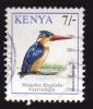 KENYA   1993 -  YT  564 -  Alcedo - Oblitéré - Kenya (1963-...)