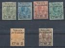 1890 . Italien Paketmarken Aufdruck  :) - Italy