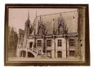 Lot De 2 Photographies De Rouen En 1907 - Le Palais De Justice - Photo 27 - Luoghi
