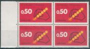 France -1972 - Bloc De 4 Avec BdF - Code Postal. Typographie - Y&T N° 1720 ** Neuf Luxe ( Gomme D´origine Intacte ) - Nuovi