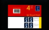 GREAT BRITAIN - 56 P.  PRINTED (HarrisonWalsall)  BOOKLET MINT NH  GB 4 - Booklets