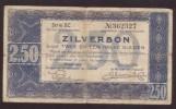 Nederland Zilverbon 2,50 Gulden  1-10-1938  BC 362327 - [2] 1815-… : Koninkrijk Der Verenigde Nederlanden