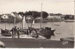 CPSM 56 SARZEAU Port Sant Jacques Le Restaurant Panoramique MAHE 1963 - Sarzeau