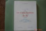 Les Chefs Vendens De 93Jean Robuchon  1974 - Boeken