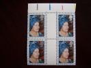 GB 1980 QUEEN MOTHER 80th.BIRTHDAY Issue Of 12p Value MNH MARGINAL CORNER BLOCK Of EIGHT. - 1952-.... (Elizabeth II)