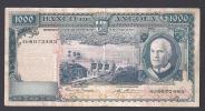 ANGOLA :  1000 Escudos - 1970 - P98 -SN:41nN072485 - Angola
