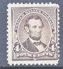 US 222    * - Unused Stamps