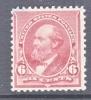 US 224  Fault   * - Unused Stamps