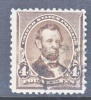 US 222  (o) - 1847-99 General Issues