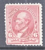 US 224  Fault   (o) - 1847-99 General Issues