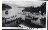 Japan  Turning Bridge And Boat  Unused - Japan