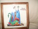 ART,RELIGION,CROYANCE,CHR ETIEN,PROPHETE,SAINT,illu Stree   Par Elfé,l´un Des 12 Apotres Accompagnant Jésus - Autres Collections