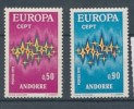 1972. Frankreich :) - Stamps