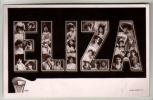 Names - Eliza - Real Photo Postcard 1905 - Prénoms