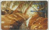 = MAURITANIA - PREPAID - VALIDITE - 30 - 06 - 2004  = - Mauritanien