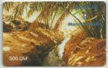 = MAURITANIA - PREPAID - VALIDITE - 31 - 12 - 2002  = - Mauritania