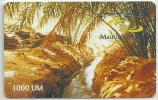 = MAURITANIA - PREPAID - VALIDITE - 31 - 12 - 2099  = - Mauritania