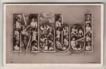 Names - Mabel - Real Photo Postcard 1908 - Prénoms