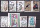 Andorre Année 1981 Yvert N° 291 à 299 Xx (qques Rousseurs) - Cote 13.60 Euros - Prix De Départ 3 Euros - Neufs
