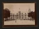 Photographie De Nevers En 1907 - Palais Ducal & Enfants Dans La Cour - Rare Cliché - Lieux