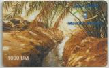 = MAURITANIA  - PREPAID - VALIDITE - 31 - 12 - 2004  =   MY COLLECTION - Mauritania