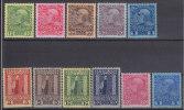 Nr 53/63 *, Michel = 26 € (X11831) - Levant Autrichien