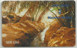 = MAURITANIA  - PREPAID - VALIDITE - 31 - 03 - 2003  =   MY COLLECTION - Mauritania