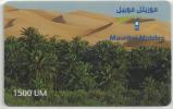 = MAURITANIA  - PREPAID - VALIDITE - 01 - 12 - 2001  =   MY COLLECTION - Mauritania