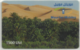 = MAURITANIA  - PREPAID - VALIDITE - 31 - 12 - 2005  =   MY COLLECTION - Mauritania