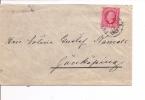 Lettre    Suéde  1909  (389)
