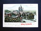 LIMBURG Lahn Gießen - Litho - Partie M. Dom - Limburg