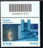 FRANCOBOLLO CON CODICE A BARRE 2009 1228 Europa - Astronomia 0,65 Euro - Codici A Barre