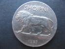 Coin 1/4 Leku 1927 Kingdom Albania - Albania