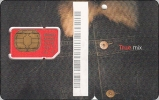 Thailand Phonecard GSM Simcard True Mint Diff. Chip Variants - Zonder Classificatie