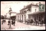 Cpa CLERMONT FERRAND 63 La Gare - Clermont Ferrand