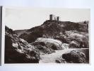 BANYULS SUR MER - Ile Grosse Et Monument Aux Morts Vus De La Jetée - Banyuls Sur Mer