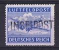 ILE LEBOS Occupation Allemande N° 2Ba - 2. Weltkrieg