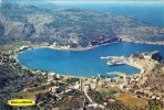 SOLLER  MALLORCA   Vista Aérea Del Puerto  2 Scans - Mallorca