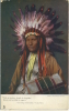 TUCKS SERIES 1360 - HIAWATHA - Native Americans