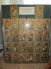 19x24 Set Of 26 English Alphabet Trading Cards, ADV: S.D. Soller´s & Co. Fine Shoes, 1880-90s - Advertising