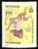 Wrestling Sport, Game MNH India - Ringen