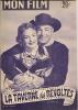 """MON FILM  N° 365  - 1953 """" LA TAVERNE DES REVOLTES """" RANDOLPH SCOTT / PATRICE WYMORE - Dos: RAYMOND ROULEAU - Cinéma"""