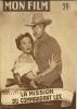 """MON FILM  N° 370  - 1953 """" LA MISSION DU COMMANDANT LEX """" GARY COOPER / PHYLLIS THAXTER / DAVID BRIAN - Cinéma"""